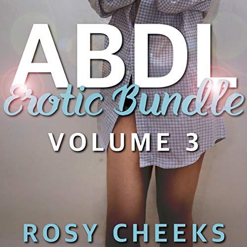 ABDL: Erotica Bundle, Volume 3 audiobook cover art