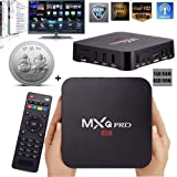 SEE GOOD™ Genuine MXQ 4K Android 9.1 TV Box 1GB RAM/8GB ROM Amlogic
