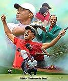 Wishum Gregory, Tiger Woods – Kunstdruck-Poster,