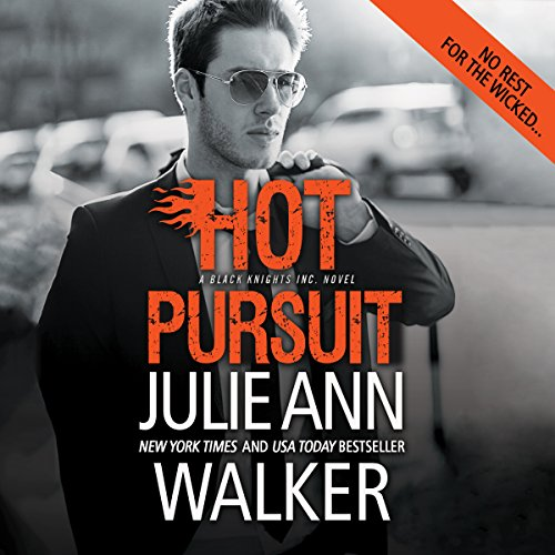 Hot Pursuit Audiobook By Julie Ann Walker cover art