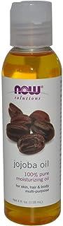Now Foods Solutions, Jojoba Oil, 118 ml