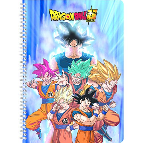 Clairefontaine 812800C Dragon Ball Super 14 - Cuaderno...