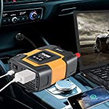 Photo #4: Power Inverter by Ampeak with 750 Watts for Truck Use and Dual 3.1Amp USB with AC Outlets