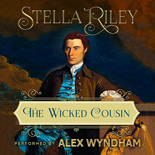 The Wicked Cousin audiobook cover art