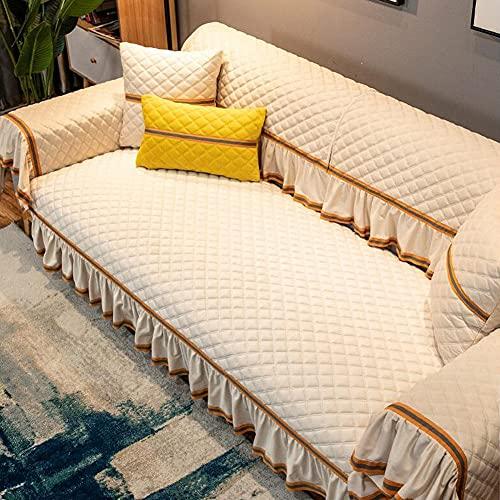 Funda Cubre Sofa 3 Plazas Terciopelo Holandés...