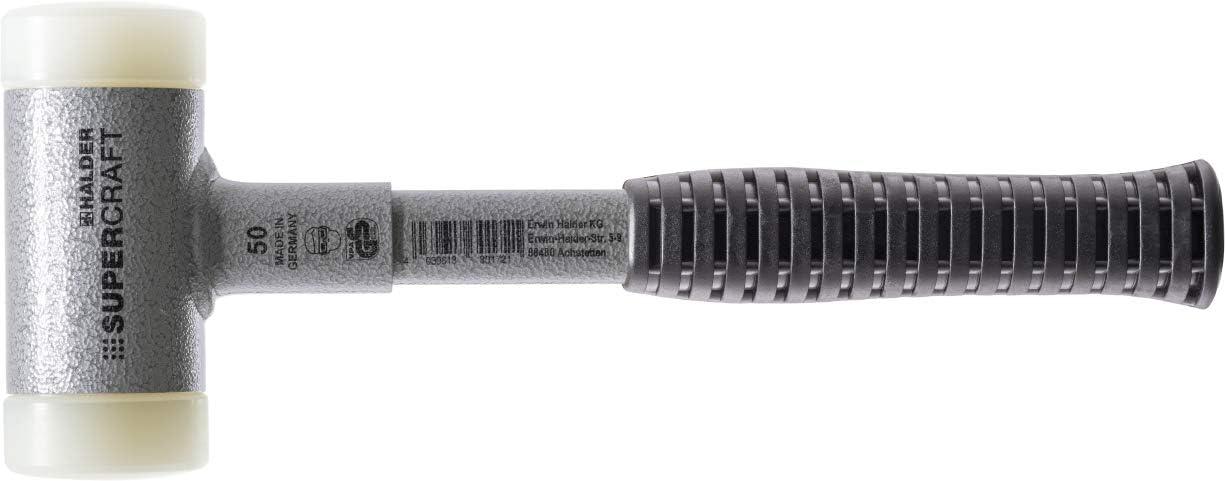 Halder 3377.050 Supercraft 2.6 Free shipping lb Hammer free Dead Blow Handle Steel
