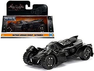 NEW 1:32 JADA TOYS COLLECTION - Matte Black Batman Arkham Knight Batmobile Diecast Model Car By Jada Toys