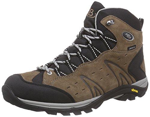 Bruetting MOUNT BONA HIGH, Unisex-Erwachsene Trekking- & Wanderschuhe, Braun (BRAUN), 37 EU (3.5 Erwachsene UK)