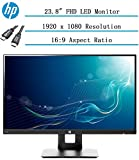 """Best HP Pc Monitors - Newest HP 23.8"""" Full HD (1920x1080) IPS LED Review"""