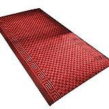 WCS Desgaste antiincrustante químico del corredor del pasillo de la alfombra, corredores de la boda - pasillo de la ceremonia - alfombra VIP - alfombra del evento, altura de la pila de 5 mm, rejilla r