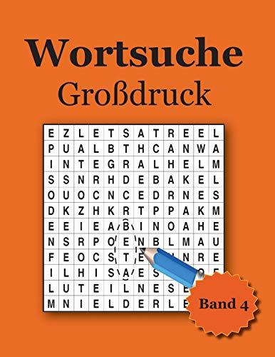 Wortsuche Großdruck Band 4