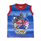 Regaliz Camiseta de Tirantes Super Wings Talla 2 años