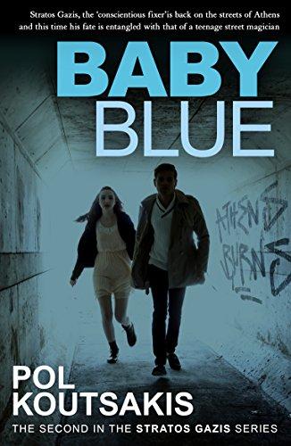 Image of Baby Blue (Stratos Gazis Series)