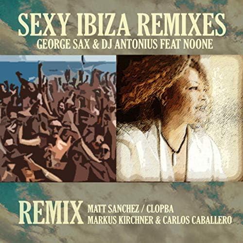 George Sax, DJ Antonius & Noone