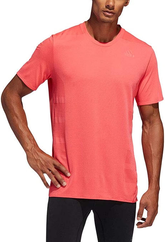 Adidas Men 's Running Supernova Short Sleeve Tee