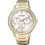 orologio multifunzione donna Citizen Lady trendy cod. FD2032-55A