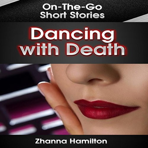 Dancing with Death audiobook cover art