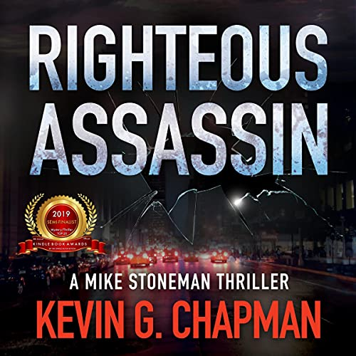 Righteous Assassin Audiobook By Kevin G. Chapman cover art