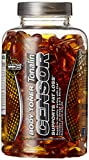 Censor - Fat Loss and Body Toner with CLA, Fish Oil, Safflower and Omega 3-6-9 Blend - Dietary Supplement for Improved Energy, Metabolism and Health - 180 Softgels