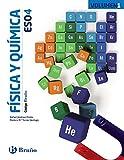 Código Bruño Física y Química 4 ESO - 3 volúmenes - 9788469613160