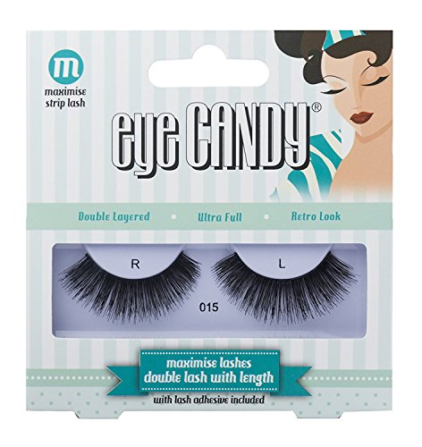 Eye Candy 50's Style Volumise 015 Faux-cils