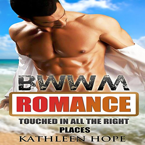 Touched in All the Right Places audiobook cover art