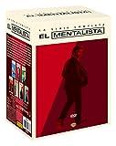 El Mentalista Temporada 1-7 [DVD]