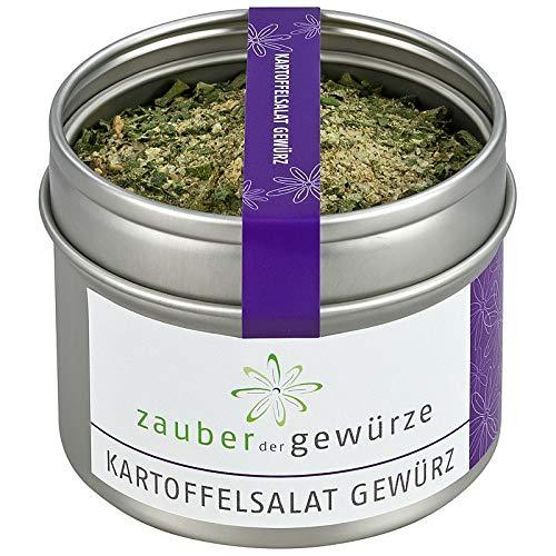 Kartoffelsalat Gewürz - Premiumqualität in schicker Aromadose, 45g | Zauber der Gewürze