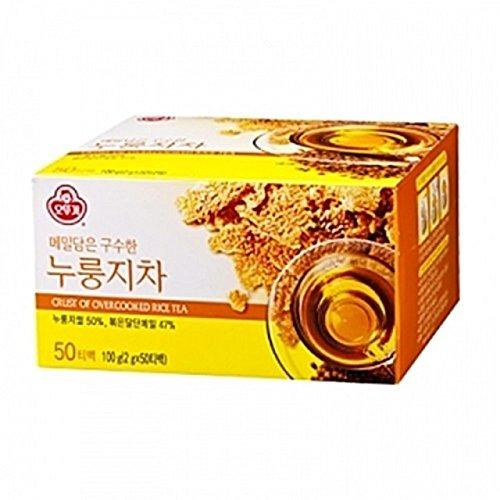 Ottogi Crust of Overcooked Rice Tea 2g x 50T