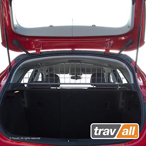Travall Guard Hundegitter Kompatibel Mit Opel Astra Fließheck J (2009-2015) TDG1275 - Maßgeschneidertes Trenngitter in Original Qualität