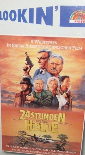 24 stunden bis zur Hölle ( VHS Videokasette )