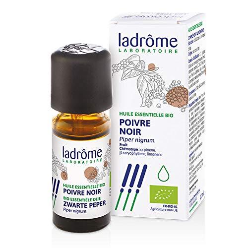 LadrÔme - Huile Essentielle De Poivre Noir Bio 10ml Ladrome