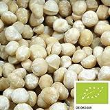 1kg BIO Macadamianüsse natur - ganze Macadamia Nüsse ohne Schale der Klasse 1L, roh und unbehandelt