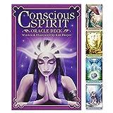 LY@CW Carta del Tarot Fun Card Consciente Espíritu Oracle Tarjeta Tarot Imprimir Partido de la...