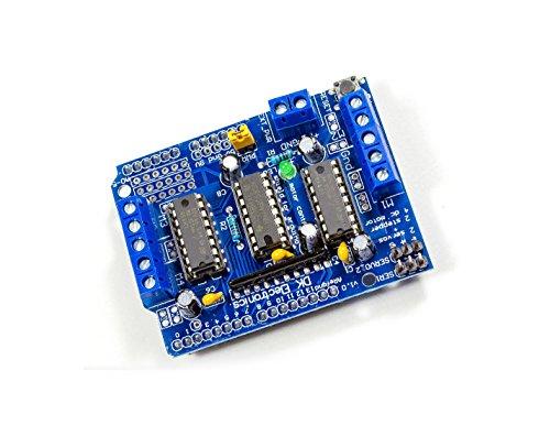 Motor Drive Shield Stepper und Servo Treiber L293D für Arduino Uno Duemilanove