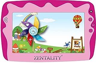 Zentality C-703, Kids Tablet 7 INCH, 8GB, 512Mb Ram, Wifi,Pink