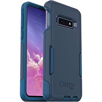 OtterBox COMMUTER SERIES Case - Retail Packaging - BESPOKE WAY (BLAZER BLUE/STORMY SEAS BLUE) - for Galaxy S10e Only