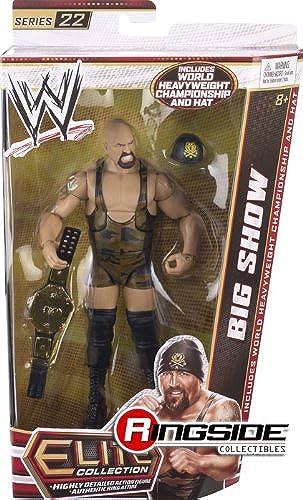 WWE ELITE SERIES 22 BIG SHOW FIGURE