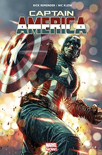 CAPTAIN AMERICA MARVEL NOW T04
