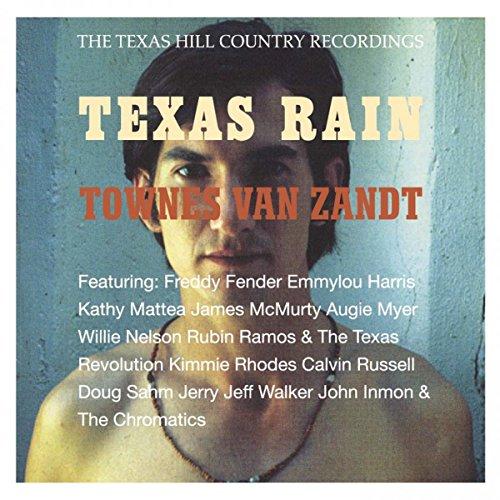 TEXAS RAIN -HQ/GATEFOLD- (2 LP)