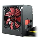 Mars Gaming MPII750, Alimentation PC 750W, SATA, ATX12V, Ventilateur 12cm