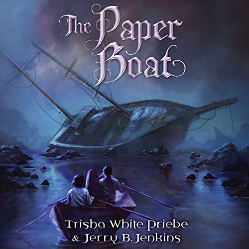 The Paper Boat  By  cover art