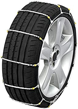 Quality Chain Cobra Cable Passenger Snow Traction Tire Chains (1038): image