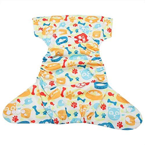 Meiyya Pañal de natación para bebés, pañal Lavable para bebés práctico para Llevar a su bebé para Llevar al bebé(BL018)