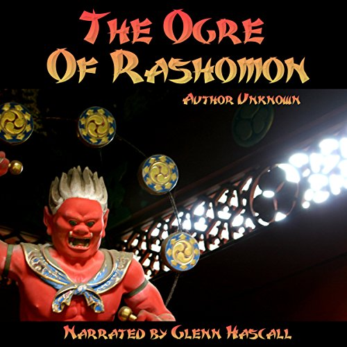 The Ogre of Rashomon audiobook cover art