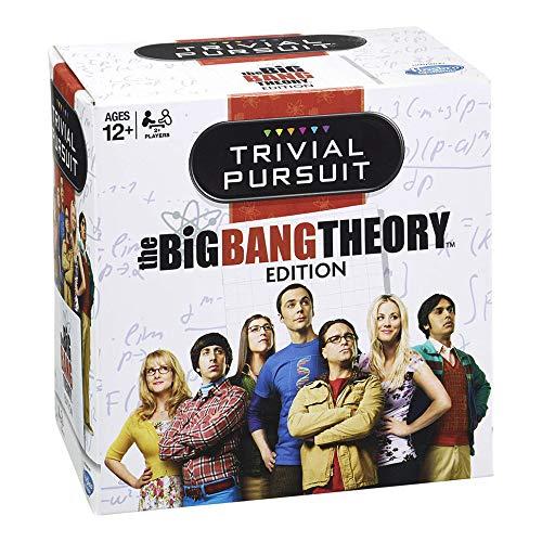 Hasbro Kartenspiel Trivial Pursuit Die Urknalltheorie