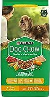 Até 30% off em rações Dog Chow e Friskies 3kg