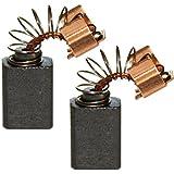 Escobillas de carbón para Makita HP1621F / HP 1621 F / HP2071F / HP 2071 F / HP2071 / HP 2071 / HP 2071
