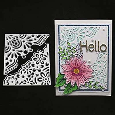 WOCACHI Metal Cutting Dies Stencils Scrapbooking Embossing Mould Templates Handicrafts Paper Cards 2020 DIY Gift Card Making 521-20