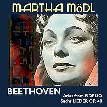 Martha Mödl · Beethoven: Arias from Fidelio · Sechs Lieder Op.48